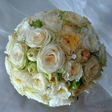 Obrázek Svatební kytice 3289