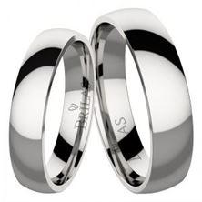 Obrázek Snubní prsteny Marinela Steel