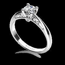 Obrázek Zásnubní prsten C24