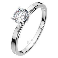 Obrázek Zásnubní prsten - Grácie Gold, White