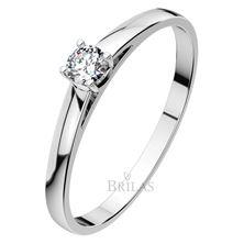 Obrázek Zásnubní prsten - Diona White, Gold
