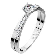 Obrázek Zásnubní prsten - Amanda White, Gold