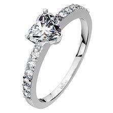 Obrázek Zásnubní prsten - Amite White, Gold