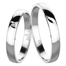Obrázek Snubní prsteny Rumba