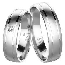 Obrázek Snubní prsteny Matis