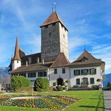 Picture of SWISS Spiez Castle