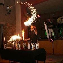 Obrázek Barmanská fireshow
