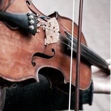 Obrázek houslista EP