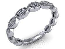 Obrázek Dámský snubní prsten INFINITY