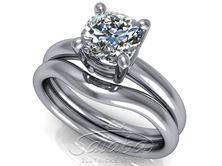 Obrázek Dámský snubní prsten CATHERINE