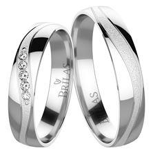 Obrázek Snubní prsteny Okrus