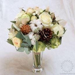 Obrázek z Infinity Flower - Svatební kytice